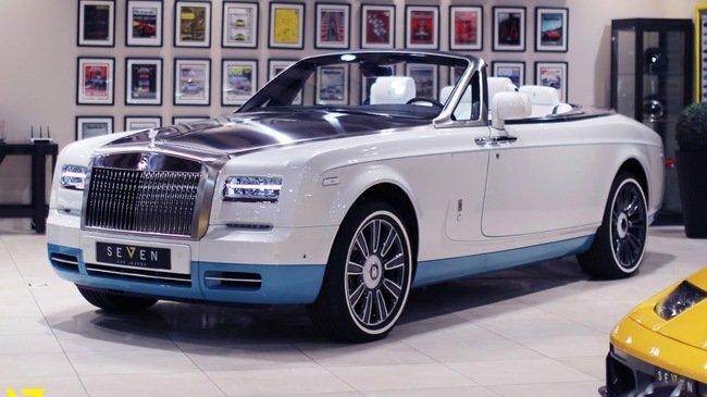 Rolls-Royce Phantom Drophead Coupe 1.