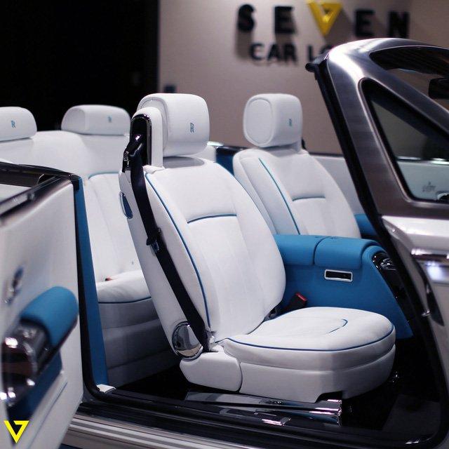 Rolls-Royce Phantom Drophead Coupe 12.