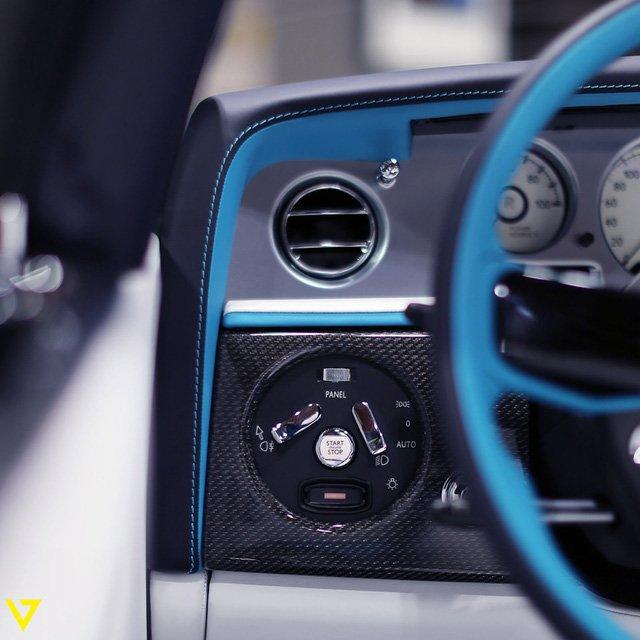 Rolls-Royce Phantom Drophead Coupe 11.