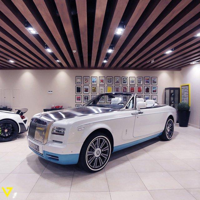 Rolls-Royce Phantom Drophead Coupe 5.