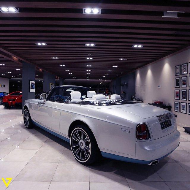Rolls-Royce Phantom Drophead Coupe 4.