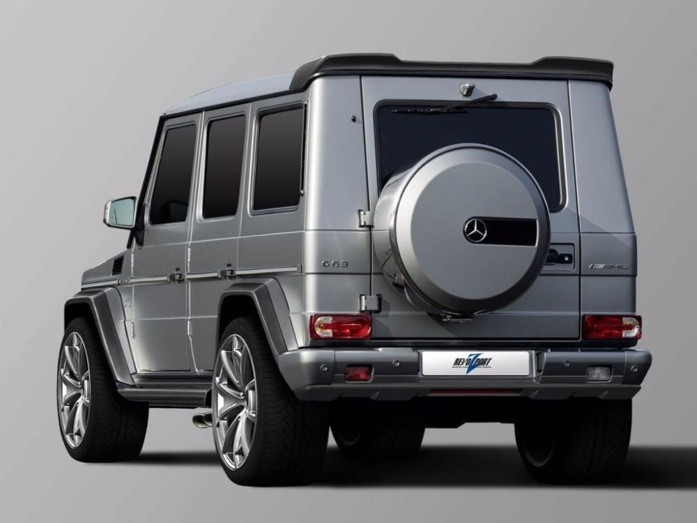 RevoZport tung bộ kit mới dành cho Mercedes-AMG G63 và G65 - ảnh 2