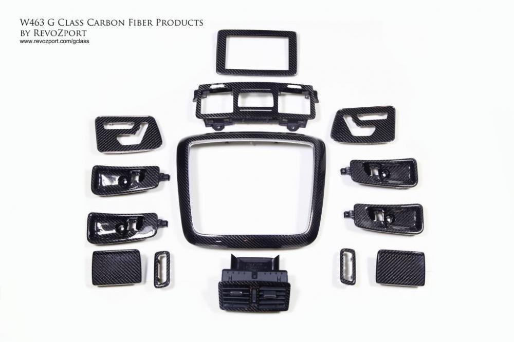RevoZport tung bộ kit mới dành cho Mercedes-AMG G63 và G65 - ảnh 3