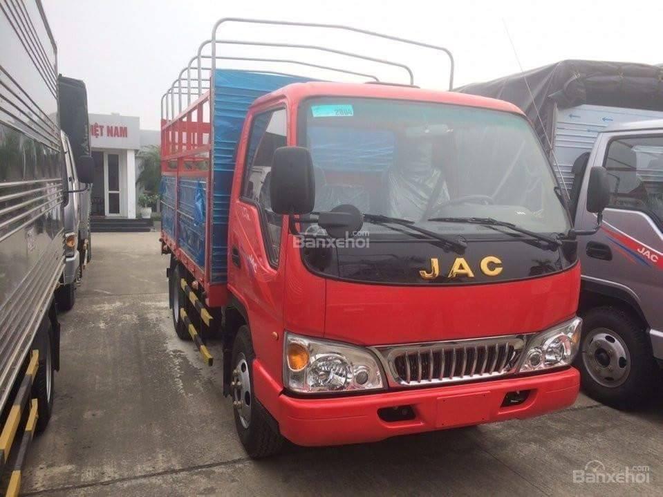 Phân phối bán xe tải Jac 2,4 tấn Hải Phòng, xe tải 2.4 Hải Phòng chất lượng Isuzu (1)
