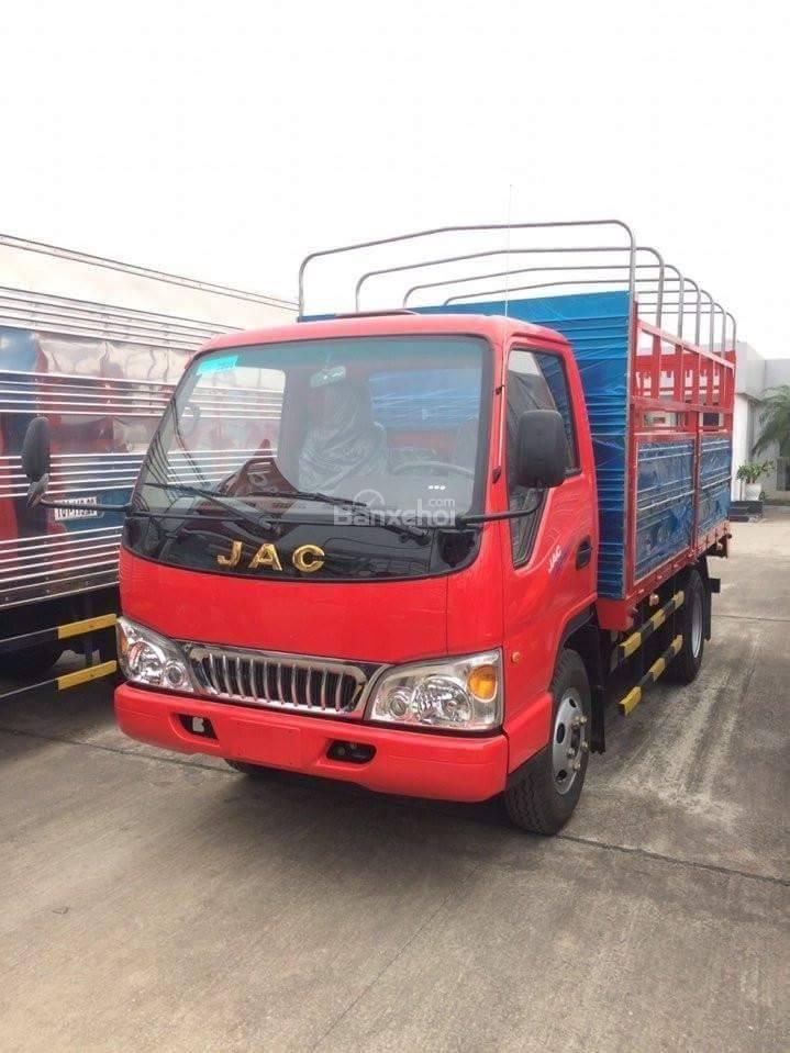 Phân phối bán xe tải Jac 2,4 tấn Hải Phòng, xe tải 2.4 Hải Phòng chất lượng Isuzu (2)