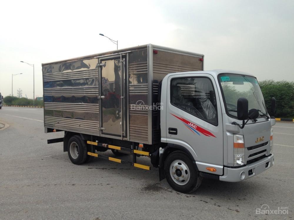 Bán xe tải Jac 3.5 tấn Hải Phòng, động cơ Isuzu mới nhất (1)
