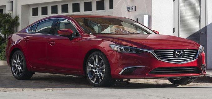 Mazda6 và BT-50 trong tháng 5/2017 giảm giá mạnh tại thị trường Việt Nam.