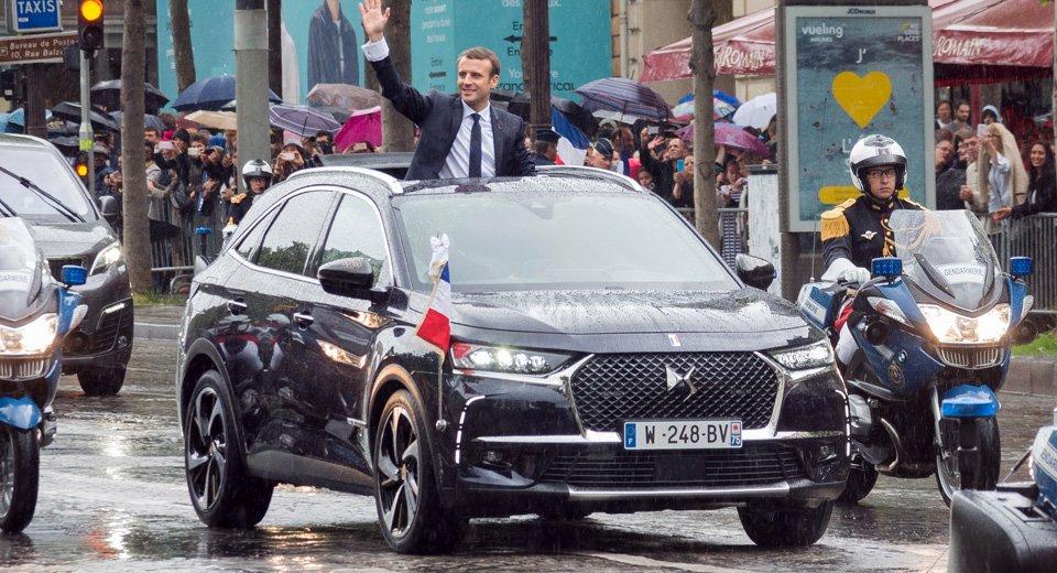 Mang đặc trưng truyền thống kết hợp cùng sự sang trọng và công nghệ hàng đầu, mẫu xe mới DS 7 đã trở thành lựa chọn cho tân tổng thống Pháp trong dịp nhậm chức