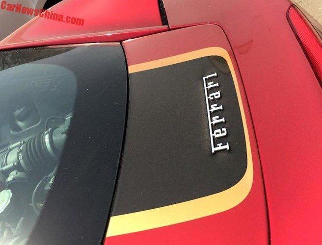 Ferrari 458 Italia 6.