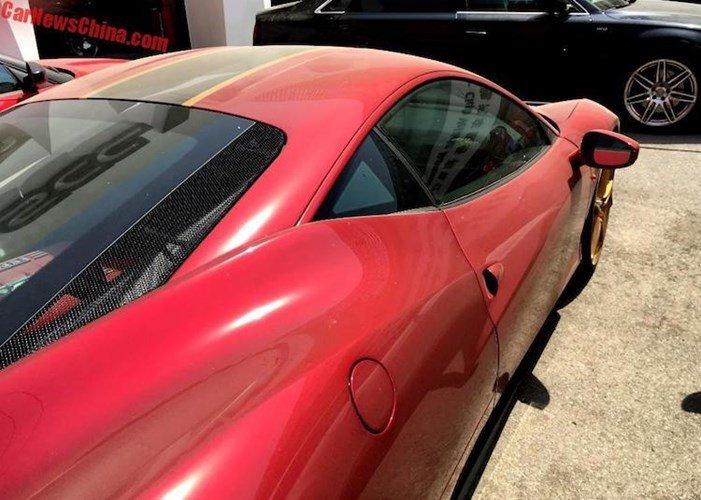 Ferrari 458 Italia 5.