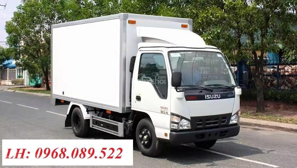 Bán xe tải Isuzu 3.5 tấn giao ngay KM lớn - LH để được giá tốt 0968.089.522-7