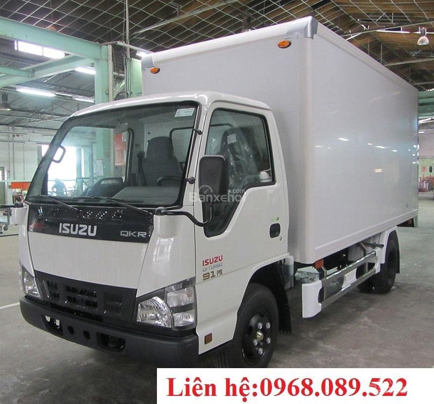 Bán xe tải Isuzu 3.5 tấn giao ngay KM lớn - LH để được giá tốt 0968.089.522-5