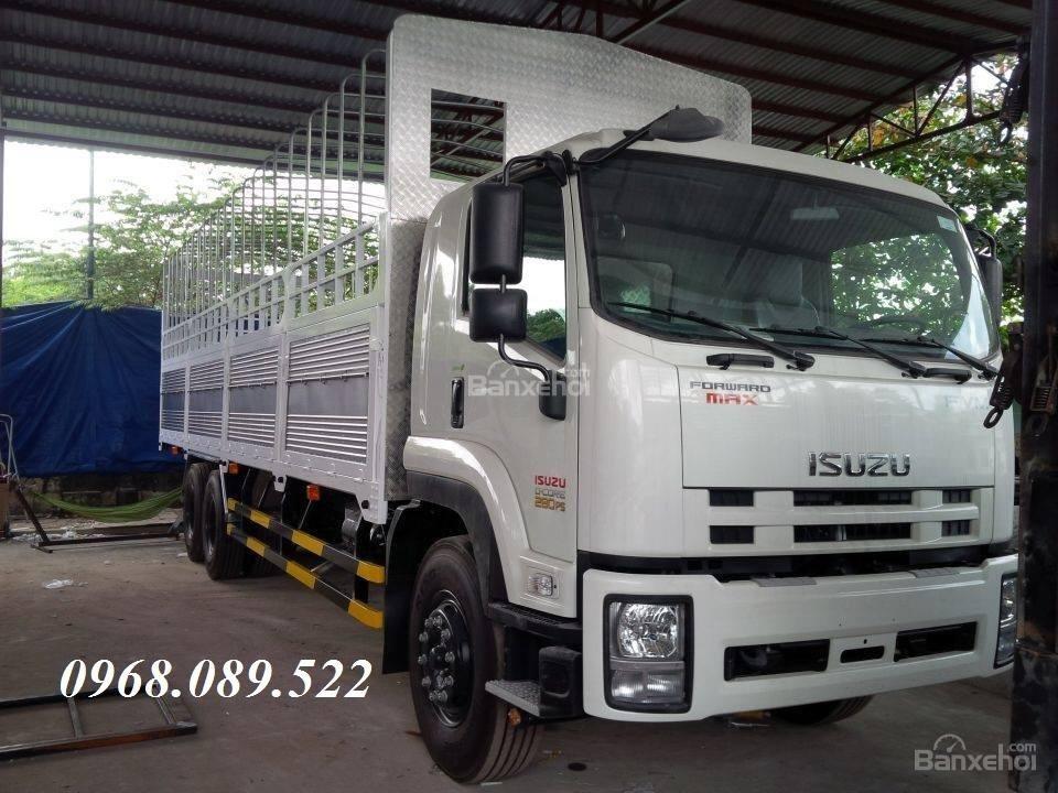 Bán xe tải Isuzu 3.5 tấn giao ngay KM lớn - LH để được giá tốt 0968.089.522-8