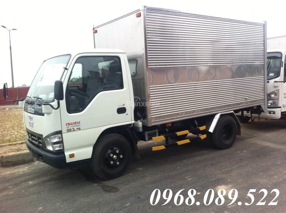 Bán xe tải Isuzu 3.5 tấn giao ngay KM lớn - LH để được giá tốt 0968.089.522-10