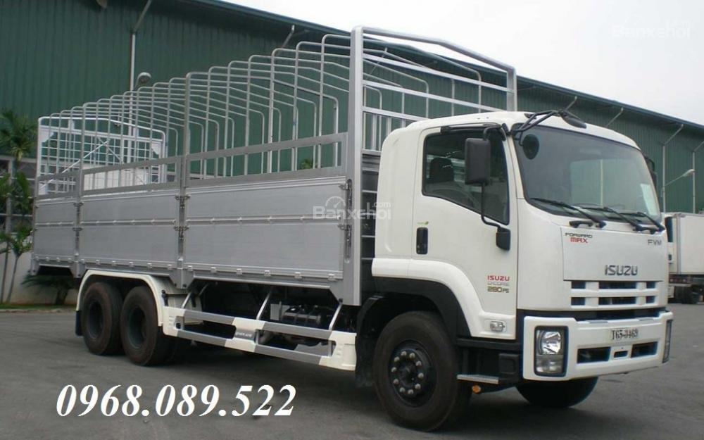 Bán xe tải Isuzu 3.5 tấn giao ngay KM lớn - LH để được giá tốt 0968.089.522-9