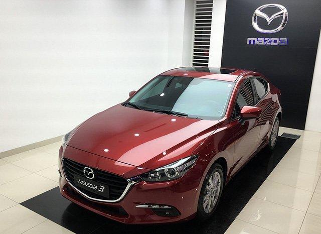 Giá bán thực tế của Mazda3 dao động từ 650-760 triệu đồng.