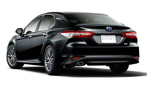 Toyota Camry thế hệ thứ 8 chuẩn bị được ra mắt thị trường Nhật Bản 2