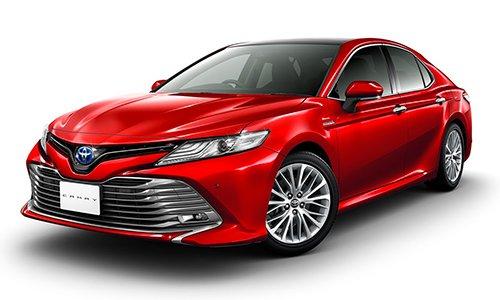 Toyota Camry thế hệ thứ 8 chuẩn bị được ra mắt thị trường Nhật Bản.
