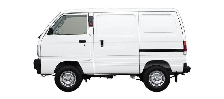Suzuki Việt Anh bán xe Suzuki Blind Van giá tốt nhất, Euro 4 kèm nhiều ưu đãi hấp dẫn (2)