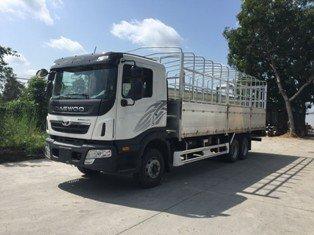 Bán xe Ben-Tải-Đầu Kéo-Trộn bê tông Daewoo nhập khẩu nguyên chiếc-giá tốt (4)