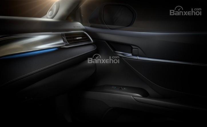 Đánh giá xe Toyota Camry 2018: Xe sở hữu nhiều tính năng hữu ích như điều hòa theo vùng.