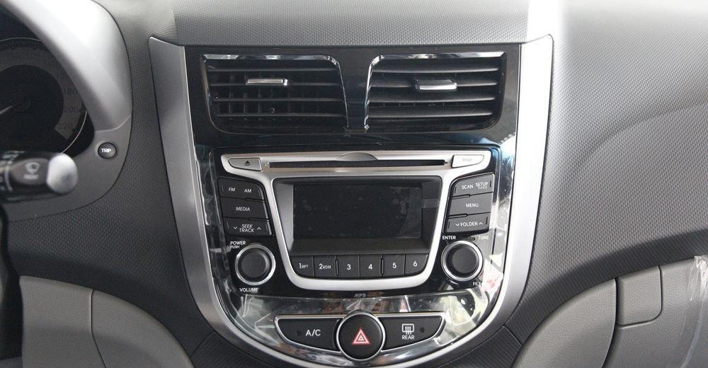 So sánh xe Honda City 2017 và Hyundai Accent 2017 về trang bị giải trí 2