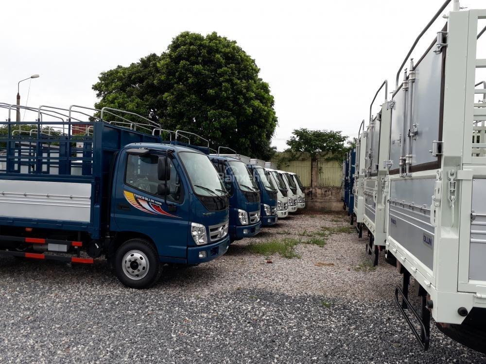 Giá xe tải Ollin 5 tấn Thaco Trường Hải-0