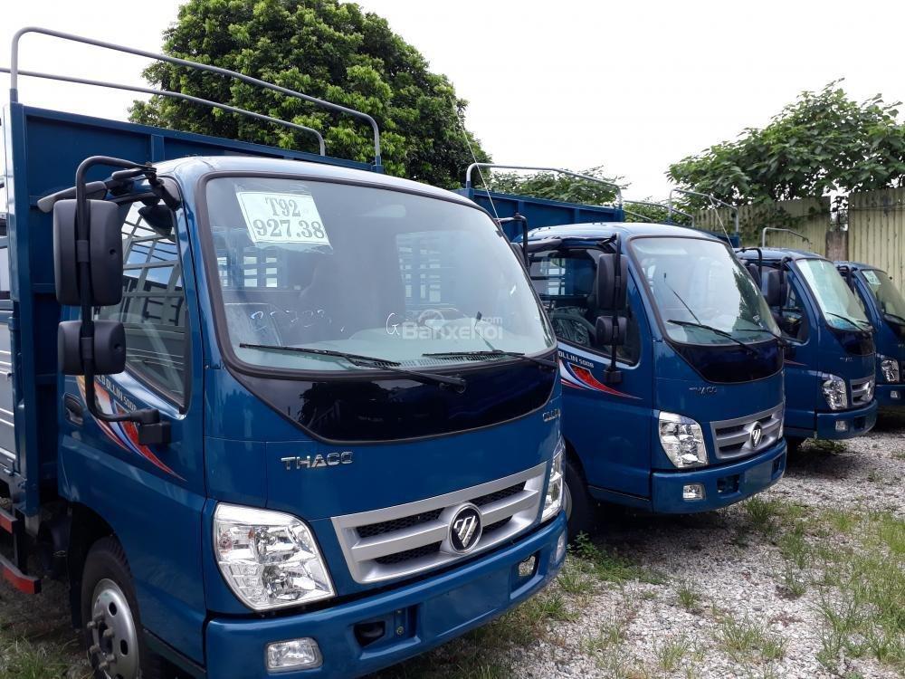 Giá xe tải Ollin 5 tấn Thaco Trường Hải-1