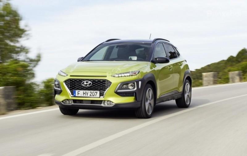 Đánh giá xe Hyundai Kona 2018: Xe hứa hẹn đem đến cảm giác lái tuyệt vời cho tài xế.