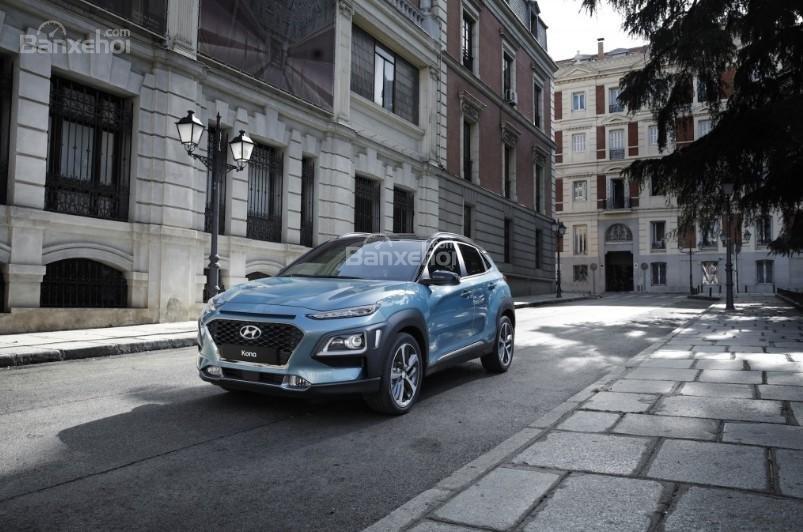 Đánh giá xe Hyundai Kona 2018: Hội tụ đủ yếu tố để thành công trên toàn thế giới.