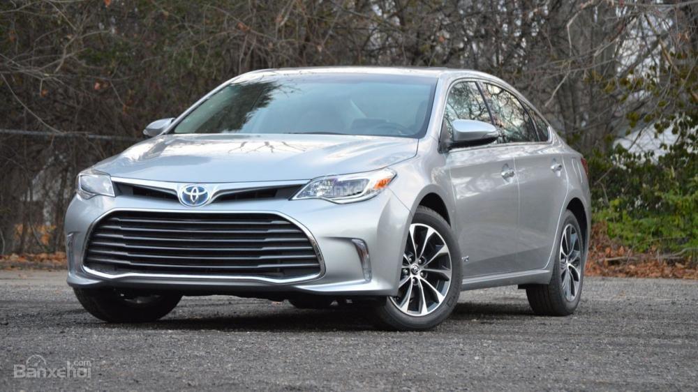 Toyota Avalon Hybrid 2015 a1