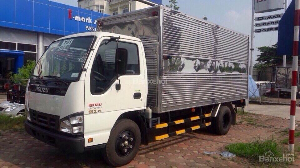Bán xe tải Isuzu 2T4, 2T8 giá rẻ, KM thuế trước bạ hỗ trợ trả góp 75% giao xe ngay LH: 0968.089.522-0