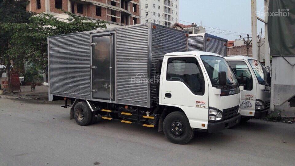 Bán xe tải Isuzu 2T4, 2T8 giá rẻ, KM thuế trước bạ hỗ trợ trả góp 75% giao xe ngay LH: 0968.089.522-1