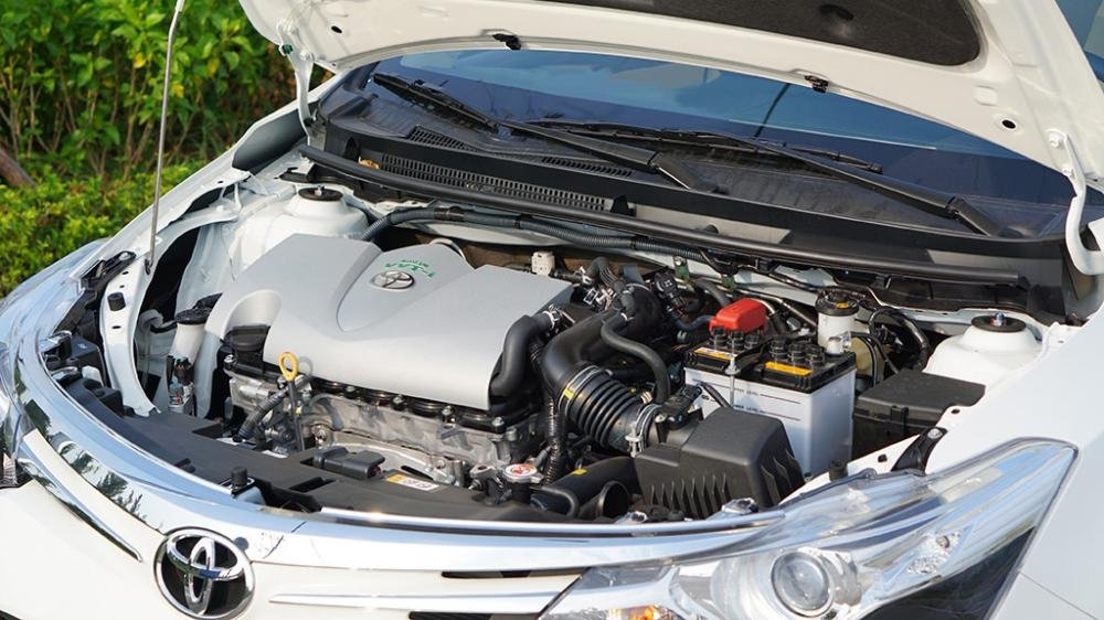 So sánh xe Honda City 2017 và Toyota Vios 2017 về khả năng vận hành: Vios tiếp tục lép vế 2