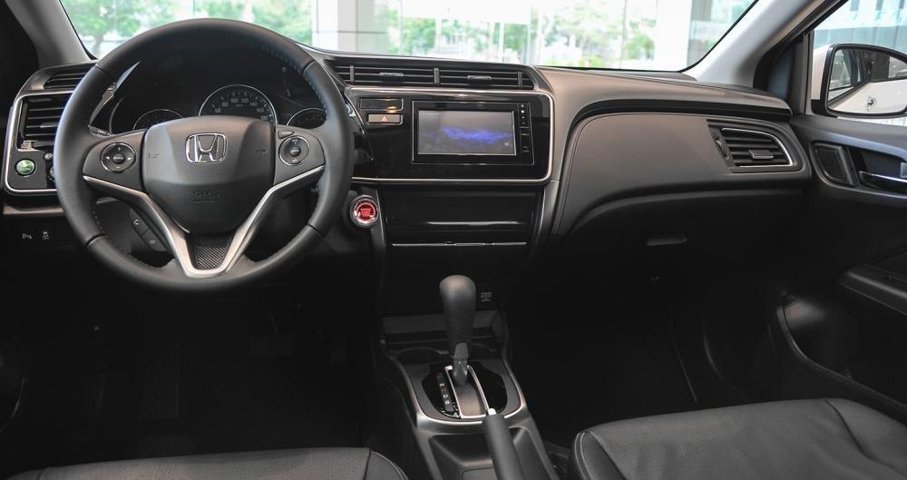 So sánh xe Honda City 2017 và Toyota Vios 2017 về phong cách thiết kế.