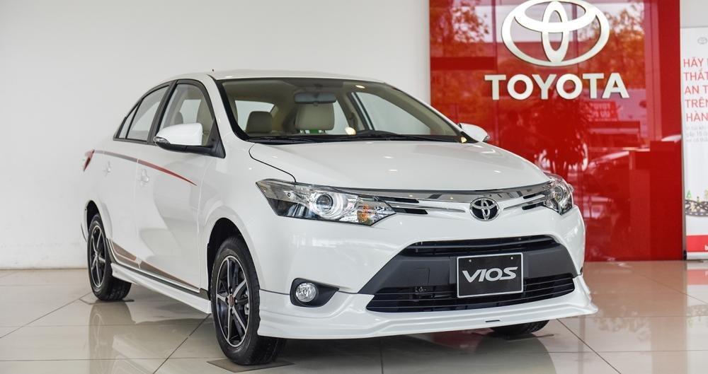 So sánh xe Honda City 2017 và Toyota Vios 2017 về kích thước 2