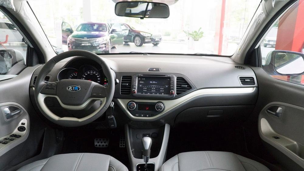 So sánh xe Hyundai Grand i10 2017 và Kia Morning 2017: Đúng chất xe 400 triệu đồng 2