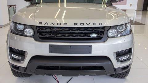 Đánh giá xe Land Rover Range Rover Sport 2017: Đầu xe trẻ trung a012