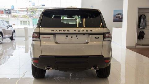 Đánh giá xe Land Rover Range Rover Sport 2017: Đuôi xe cá tính f112