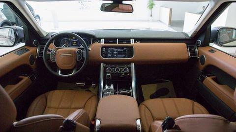 Đánh giá xe Land Rover Range Rover Sport 2017: Nội thất nổi bật với chất liệu da và gỗ cao cấp 778e