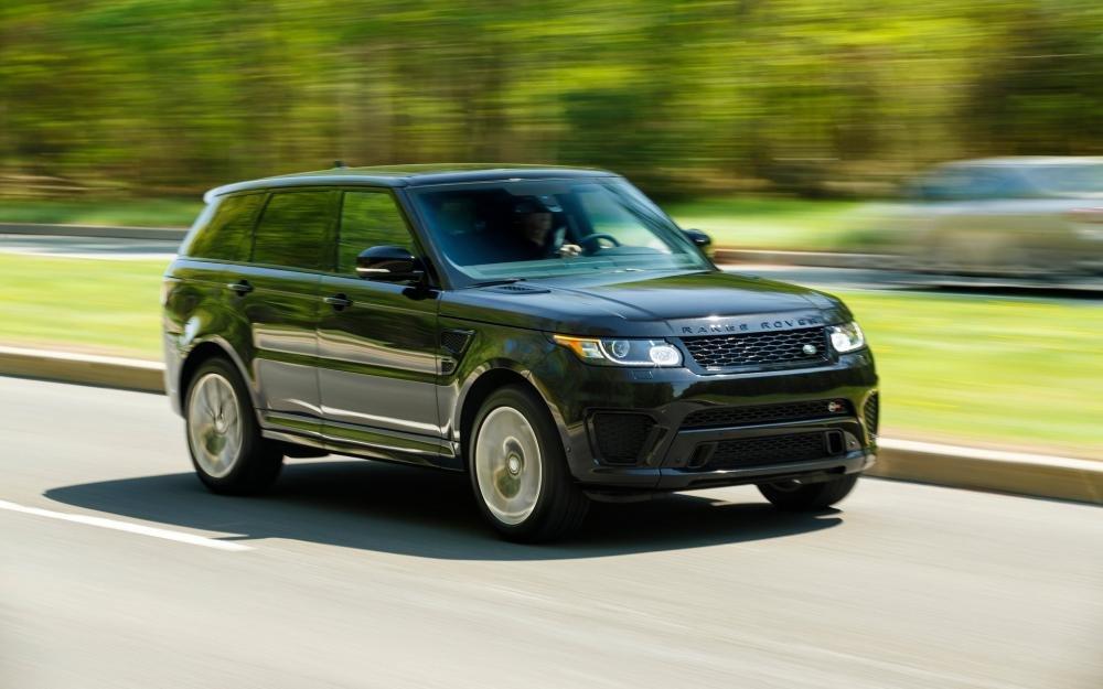 Đánh giá xe Land Rover Range Rover Sport 2017: Không dành cho người đam mê tốc độ t0852