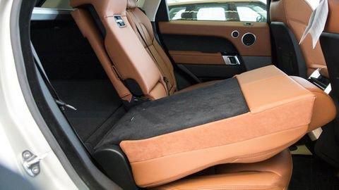 Đánh giá xe Land Rover Range Rover Sport 2017: Ghế ngồi sử dụng da cao cấp a36
