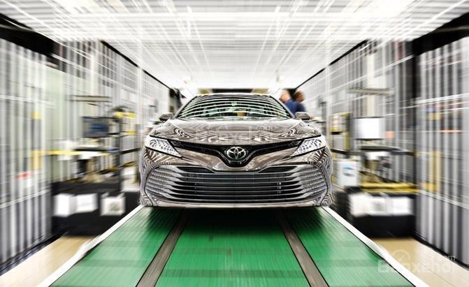 """Toyota """"phủ sóng"""" 49 quốc gia trên toàn thế giới."""
