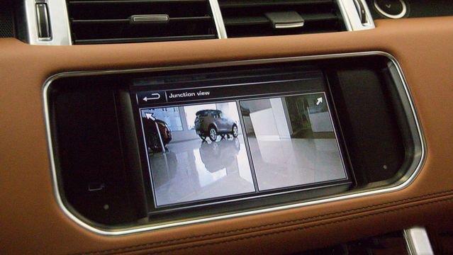 Land Rover Range Rover Sport 2017: Màn hình cảm ứng 8 inch hiện đại 14659