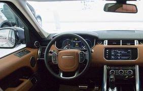 Land Rover Range Rover Sport 2017: Không gian nội thất xe hiện đại a569