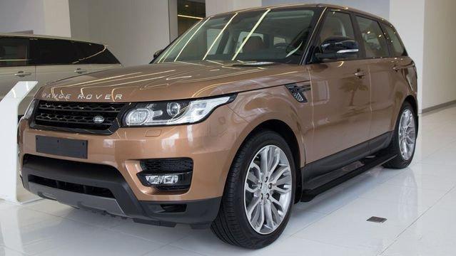 Đánh giá xe Land Rover Range Rover Sport 2017: Chiếc xe đánh chọn của năm nay a119