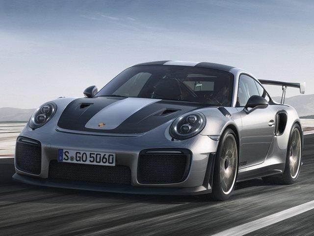 Siêu xe Porsche 911 GT2 RS 2018 tại Việt Nam có giá lên tới 19,1 tỷ đồng 1