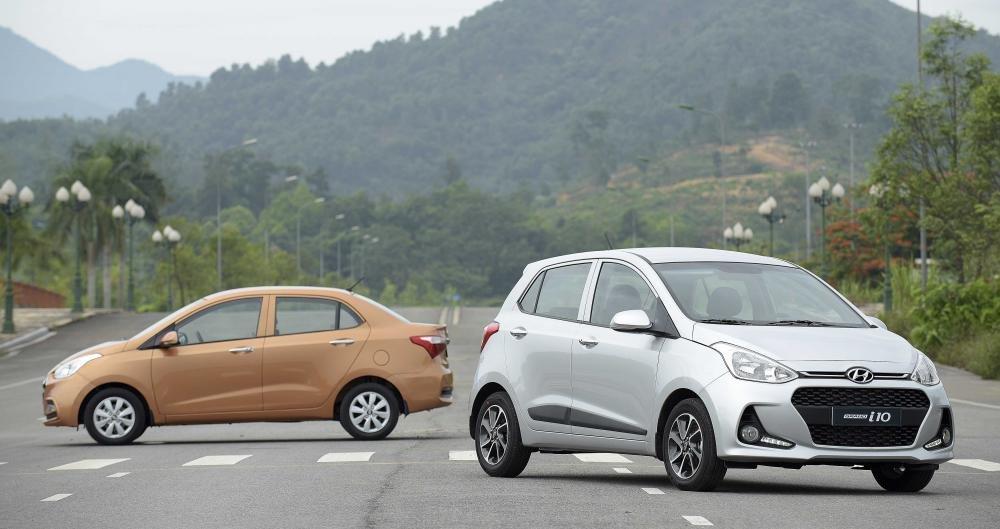 Hyundai Grand i10 2017 có giá từ 340 - 435 triệu đồng tại Việt Nam .