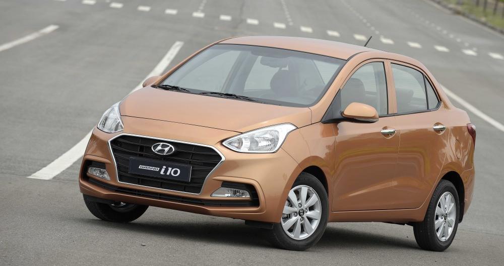 Grand i10 là chiếc xe bán chạy tại Việt Nam 1