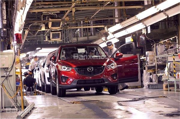 Nửa đầu năm 2017: Doanh số ô tô toàn thị trường Philippines tăng hơn 17%.
